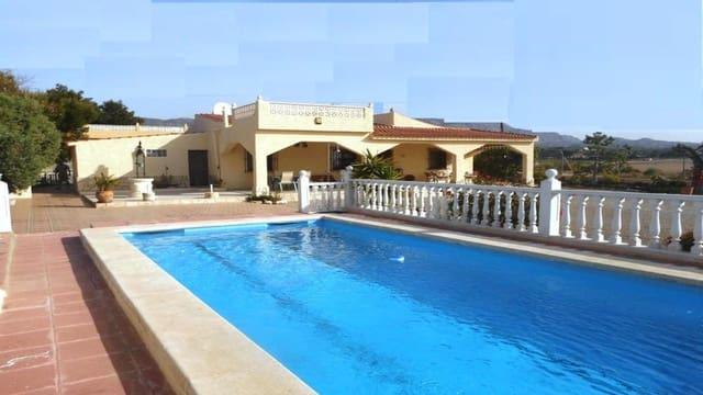 3 soverom Villa til salgs i Albatera med svømmebasseng - € 169 995 (Ref: 4973411)