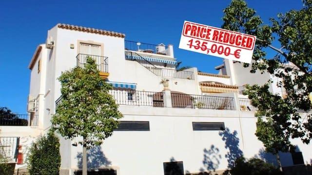 2 soveværelse Lejlighed til salg i Los Dolses med swimmingpool garage - € 129.000 (Ref: 5154691)