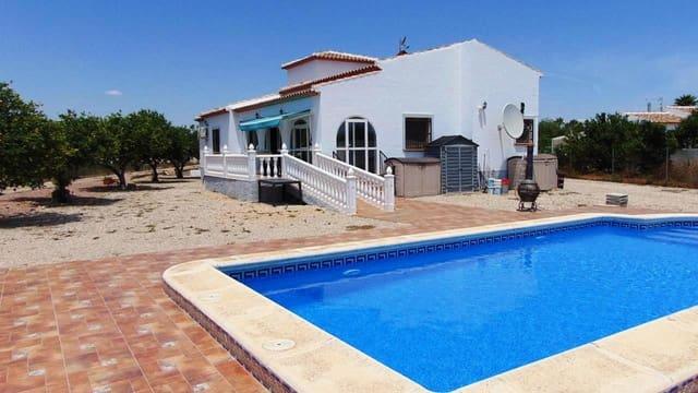 3 soveværelse Villa til salg i Rafal med swimmingpool - € 285.000 (Ref: 5442016)