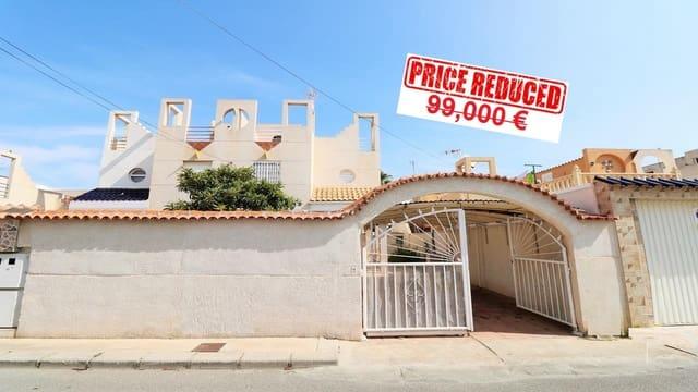 3 quarto Moradia para venda em Torrevieja com piscina - 96 500 € (Ref: 5650760)