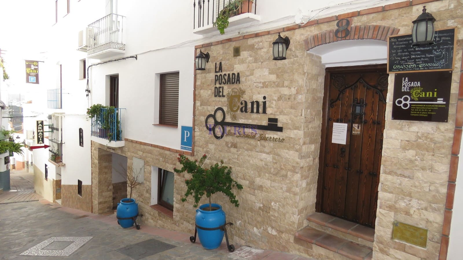 8 bedroom Business for sale in Competa - € 520,000 (Ref: 4961714)