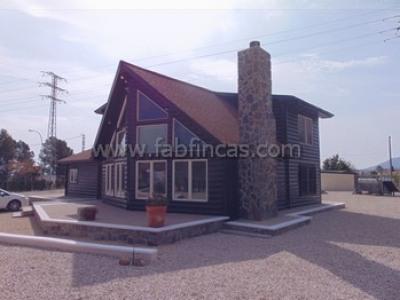 3 sovrum Villa till salu i Caudete - 179 995 € (Ref: 3152855)