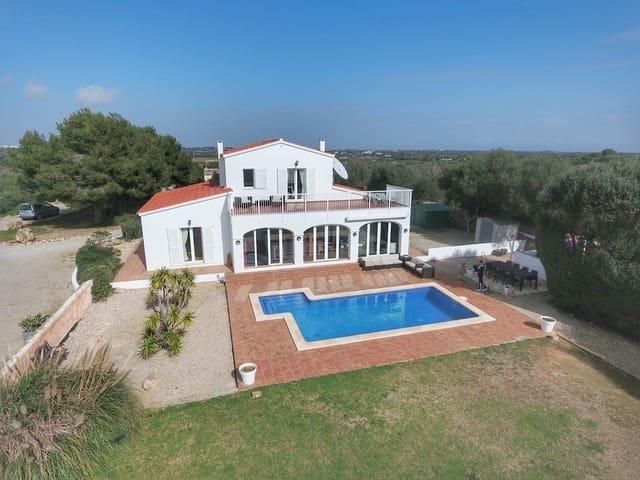5 soverom Villa til salgs i Cala d'Alcaufar med svømmebasseng - € 995 000 (Ref: 3345245)