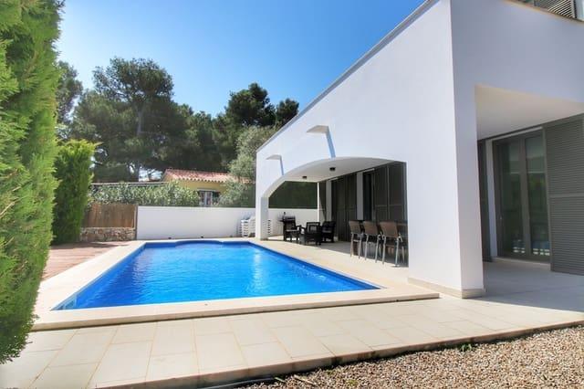 4 sypialnia Willa na sprzedaż w Port d'Addaia z basenem - 450 000 € (Ref: 3924566)