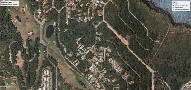 Ubebygd land til salgs i Son Parc - € 75 000 (Ref: 5500912)