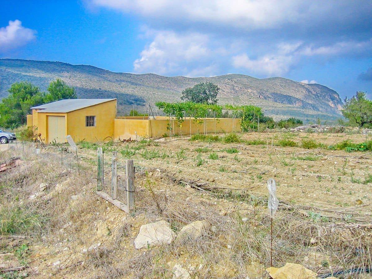 Terrain à Bâtir à vendre à Benissa - 210 000 € (Ref: 5568960)