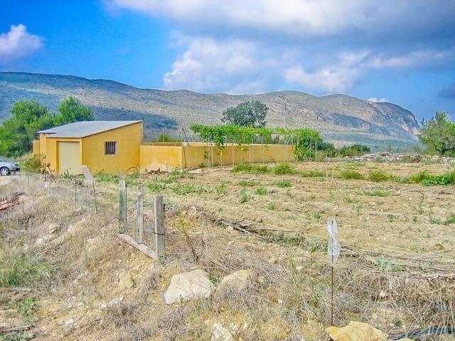Solar/Parcela en Benissa en venta - 210.000 € (Ref: 5568960)