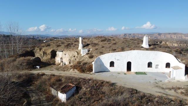 Casa Cueva de 5 habitaciones en Guadix en venta - 128.000 € (Ref: 5806836)