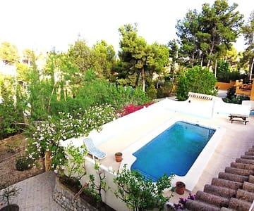5 sovrum Villa till salu i L'Alfas del Pi med pool garage - 450 000 € (Ref: 4715167)