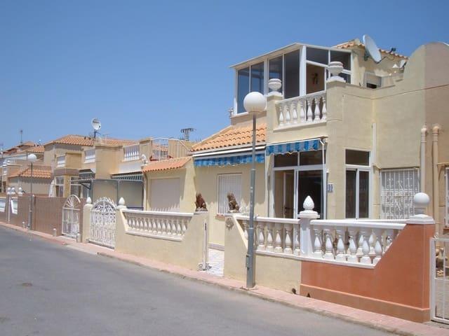 3 Zimmer Reihenhaus zu verkaufen in Paraje Natural mit Pool - 85.900 € (Ref: 4692816)
