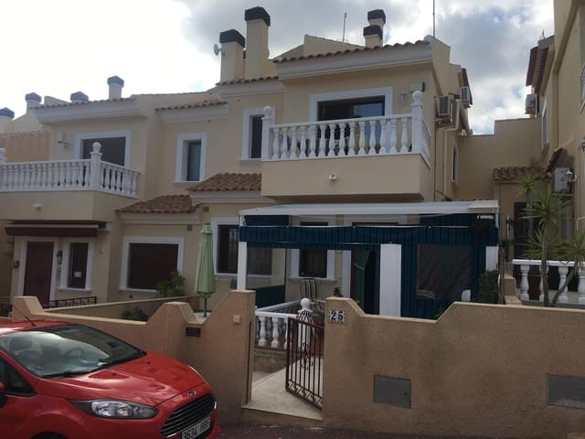 2 sovrum Radhus till salu i Blue Lagoon med pool - 122 900 € (Ref: 4971449)