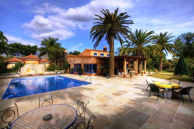 6 camera da letto Villa in vendita in Parque de la Reina - 3.200.000 € (Rif: 6107953)