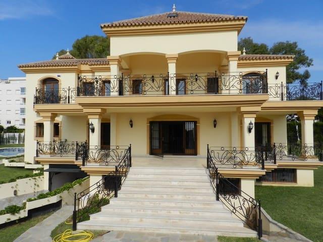 5 quarto Moradia para arrendar em Costabella com piscina garagem - 6 500 € (Ref: 6064842)