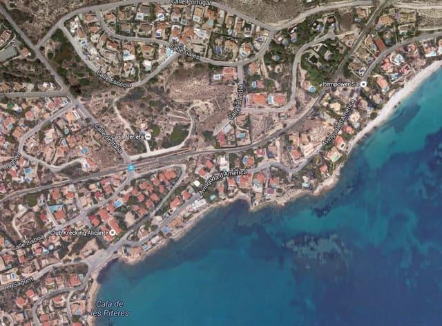 Terrain à Bâtir à vendre à El Campello - 234 900 € (Ref: 3427390)
