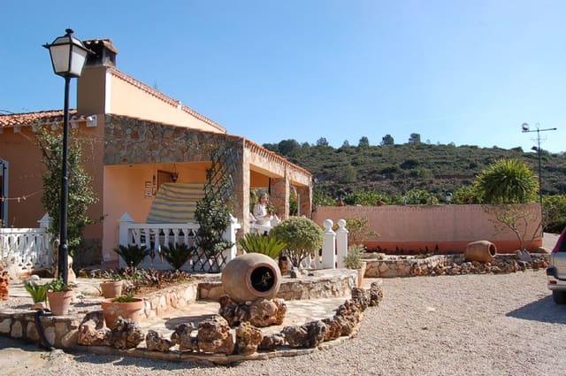 Finca/Casa Rural de 3 habitaciones en Bolbaite en venta con piscina garaje - 140.000 € (Ref: 3154284)