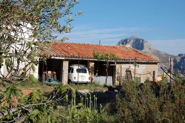 Terrain à Bâtir à vendre à Tarbena - 120 000 € (Ref: 3972151)