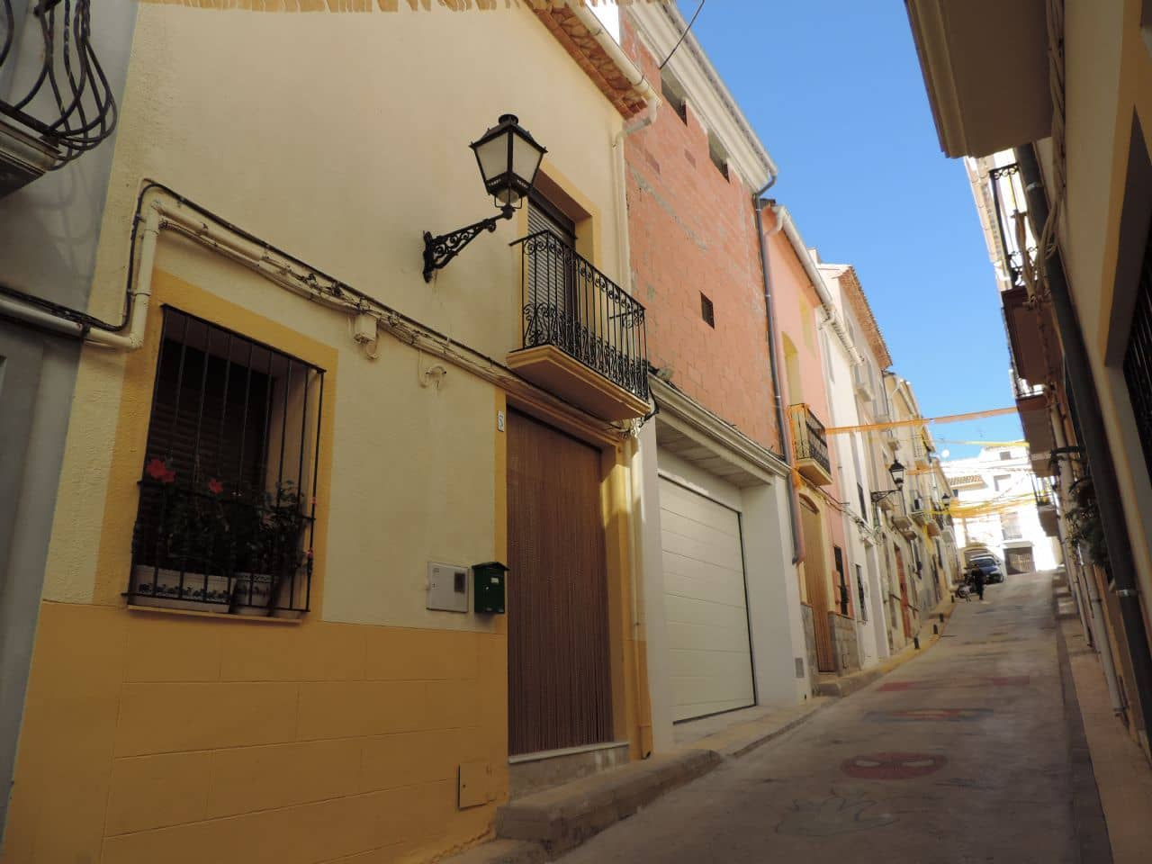 Townhouse for sale in Tarbena - € 147,350 (Ref: 4062244)