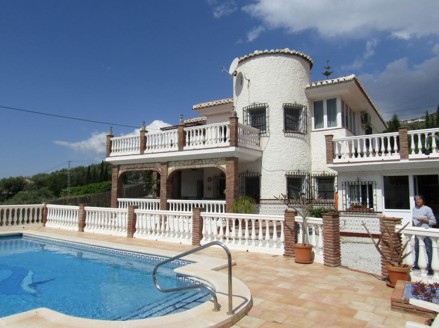 4 bedroom Finca/Country House for sale in Alcaucin with pool - € 350,000 (Ref: 3953438)
