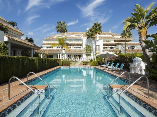 3 sypialnia Penthouse do wynajęcia w Golden Mile z basenem garażem - 5 900 € (Ref: 3588094)