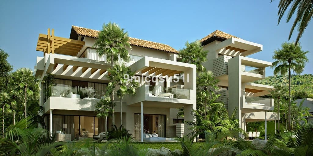 3 bedroom Apartment for sale in Marbella with pool - € 660,000 (Ref: 4171782)