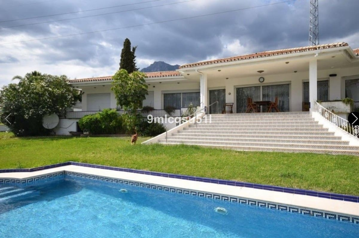 Building Plot for sale in Marbella - € 995,000 (Ref: 4443770)