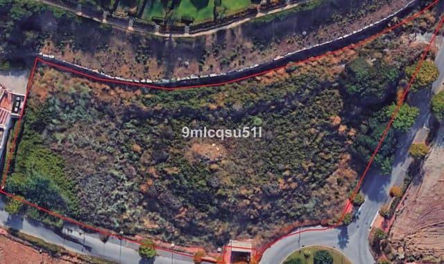 Terrain à Bâtir à vendre à Estepona - 2 200 000 € (Ref: 4871049)