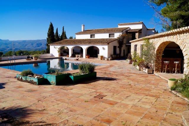 4 sypialnia Finka/Dom wiejski na sprzedaż w Pedramala z basenem garażem - 725 000 € (Ref: 5406440)