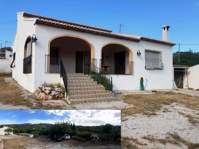 3 bedroom Villa for sale in Gata de Gorgos - € 235,000 (Ref: 5406451)