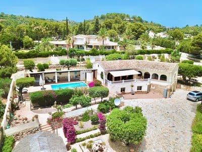 4 Zimmer Villa zu verkaufen in La Pinada mit Pool Garage - 495.000 € (Ref: 5407214)