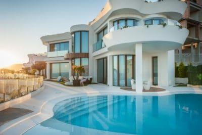 5 sovrum Lägenhet till salu i Benidorm med pool - 3 900 000 € (Ref: 5475823)