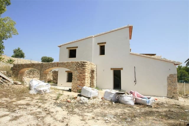 3 bedroom Finca/Country House for sale in Teulada - € 245,000 (Ref: 5507718)