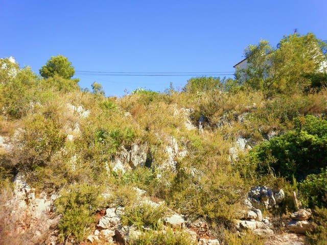 Działka budowlana na sprzedaż w Monte Pedreguer - 44 000 € (Ref: 5518392)