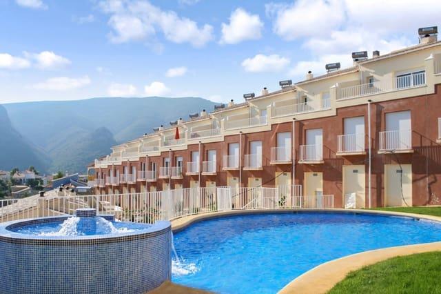 3 chambre Maison de Ville à vendre à Monte Solana avec piscine - 130 000 € (Ref: 5563376)