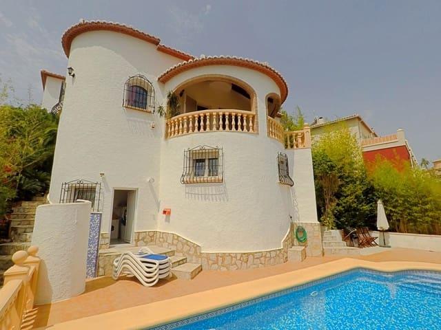 3 chambre Villa/Maison à vendre à Monte Solana avec piscine - 275 000 € (Ref: 5564454)