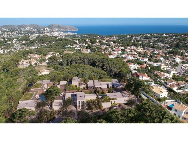 3 sypialnia Willa na sprzedaż w Gata de Gorgos z basenem - 1 050 000 € (Ref: 5924207)