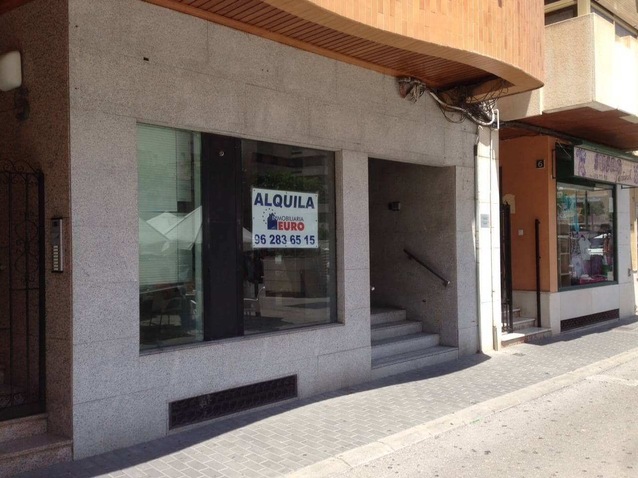 1 slaapkamer Commercieel te huur in Tavernes de la Valldigna - € 600 (Ref: 3763384)