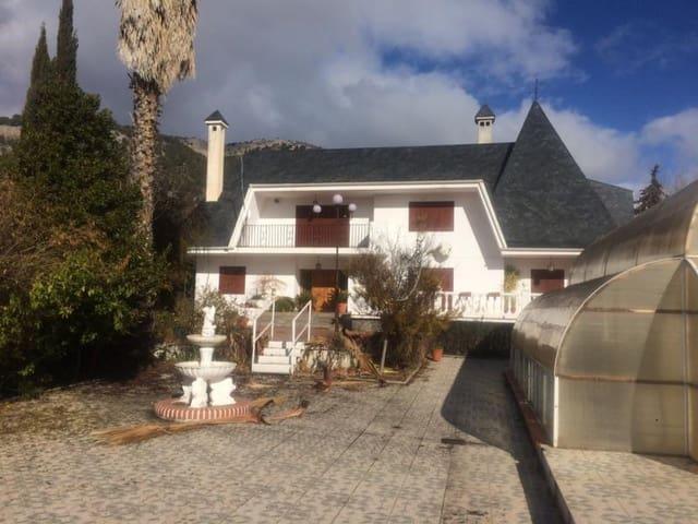 4 soverom Villa til salgs i Alomartes med svømmebasseng garasje - € 550 000 (Ref: 4429842)