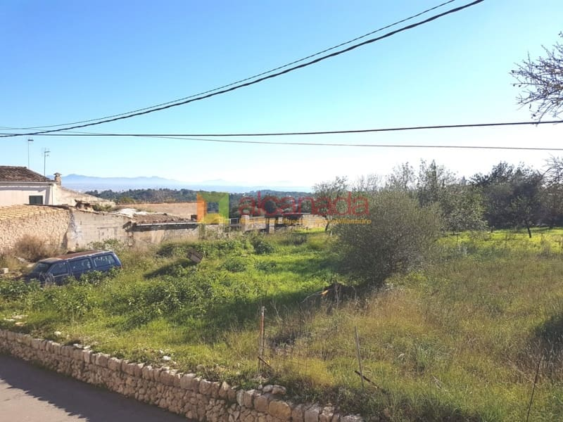 Building Plot for sale in Campanet - € 85,000 (Ref: 4726093)