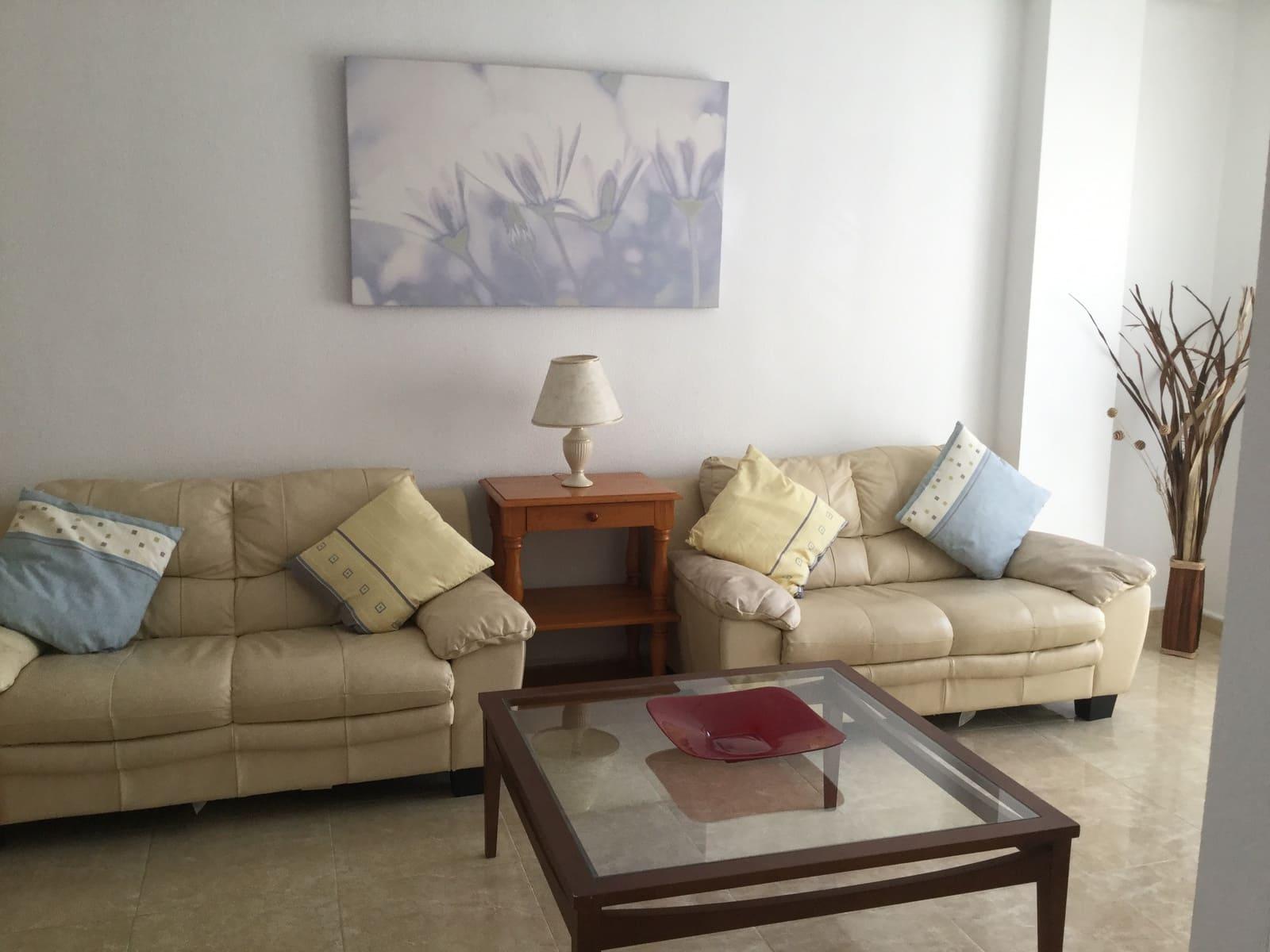 3 slaapkamer Appartement te huur in San Miguel de Salinas met zwembad - € 550 (Ref: 3954040)