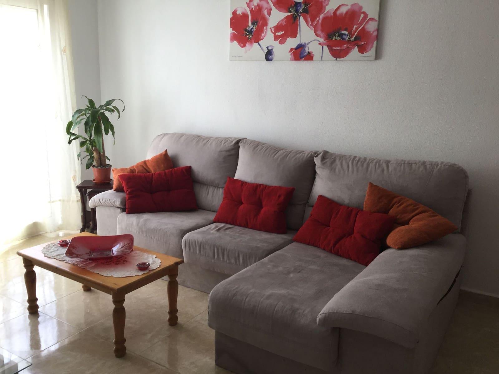 2 slaapkamer Appartement te huur in San Miguel de Salinas met zwembad - € 475 (Ref: 4012176)