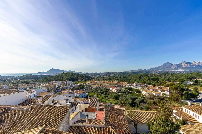 2 sypialnia Dom na sprzedaż w Altea la Vella - 235 000 € (Ref: 5243244)