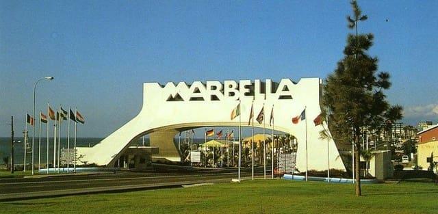 2 soverom Kontor til leie i Marbella - € 780 (Ref: 2360068)