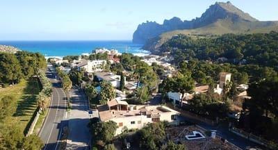 9 Zimmer Pension zu verkaufen in Cala San Vicente / Cala Sant Vicenc mit Garage - 800.000 € (Ref: 5219854)