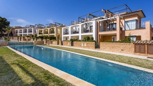 3 makuuhuone Omakotitalo myytävänä paikassa Es Camp De Mar / El Camp De Mar mukana uima-altaan - 570 000 € (Ref: 5220070)