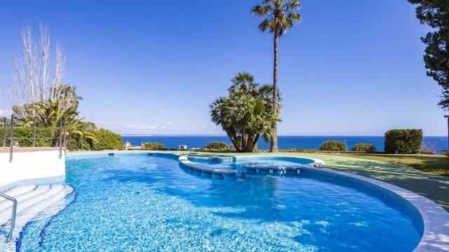 2 sovrum Hus till salu i Illetas med pool - 765 000 € (Ref: 5220083)