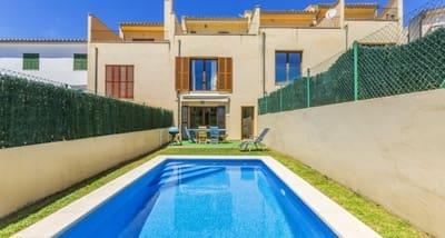 Casa de 4 habitaciones en Campanet en venta con piscina garaje - 495.000 € (Ref: 5220138)