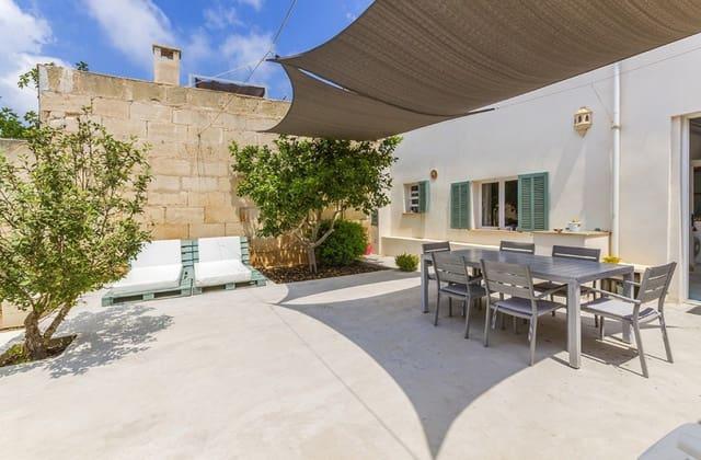Casa de 5 habitaciones en Colonia de Sant Jordi en venta con garaje - 960.000 € (Ref: 5220155)
