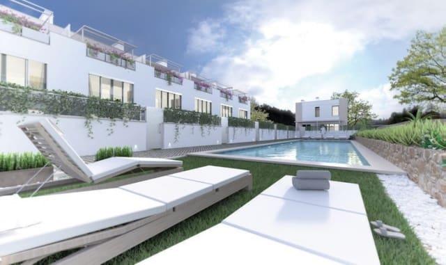 Pareado de 3 habitaciones en Puerto de Andratx en venta con piscina garaje - 875.000 € (Ref: 5220179)