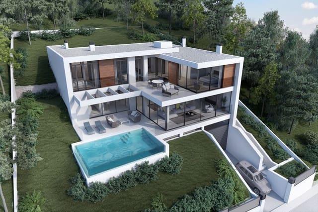 Solar/Parcela en Costa d'en Blanes en venta - 895.000 € (Ref: 5220352)