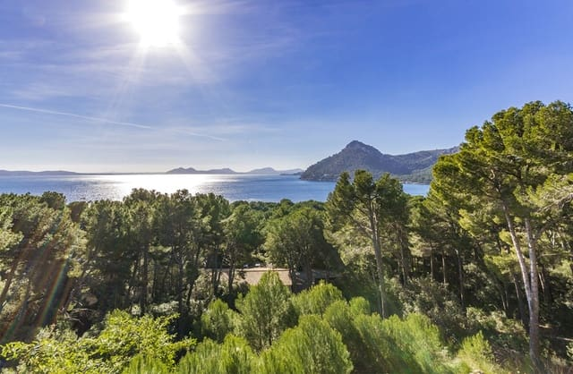 Terrain à Bâtir à vendre à Formentor - 3 000 000 € (Ref: 5222341)